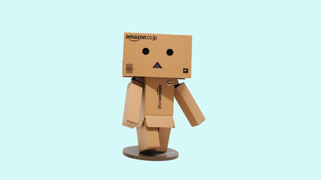 Amazonのダンボーの画像